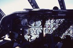D-ACVK - Instrument panel (ilyushin18) Tags: caravelle se210 flightdeck flugzeug aircraft airliner plane