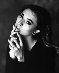 Jordan (errant.light) Tags: beautiful woman portrait film efke 100 cooke 945 large format