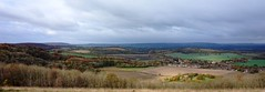 View over South Harting 2 (Leimenide) Tags: view southharting southdowns downs hill weald chalkdowns landscape nature autumn england