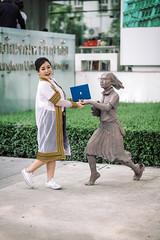 "QUAN_034 (also know as ""PapaPenguin"") Tags: chulalongkorn graduation photographer chula cu"