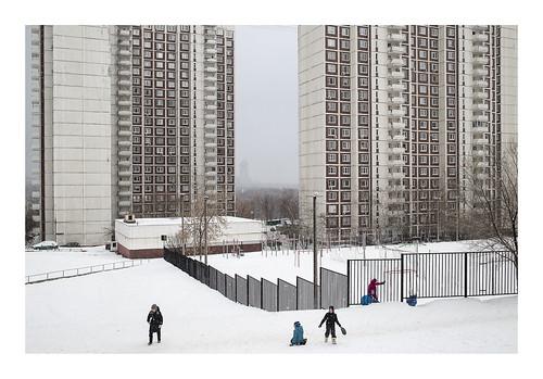 Москва / Moscow - CXIX