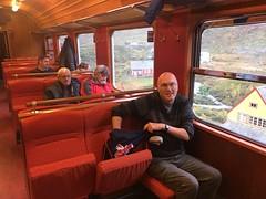 The Northern Lights (tilburyriverside1992) Tags: norway flamsbana flam september 2016 railway scenic waterfall