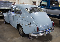1966 Volvo PV544 Sport Sedan (coconv) Tags: car cars vintage auto automobile vehicles vehicle autos photo photos photograph photographs automobiles antique picture pictures image images collectible old collectors classic blart 1966 pv544 sport sedan 2 door volvo coupe blue two