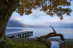 Towada lake of autumn_IMG0923-2 (YASSAAN) Tags: pentax k1 japan aomori lake landscape