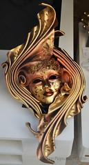 Mask (Makro Paparazzi) Tags: venecija venezia venice venezie veneto mask maska italy italija italia europe evropa eurotrip travelphotography nikon nikond7000 nikon18105mmf3556vr