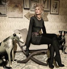 Cold hands, warm heart (Heidi Volare ) Tags: laq the plastik kitja reign truthhair revival tmk haikei