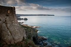 Plneuf, Fort Lalatte, 2 (Patrick.Raymond (3M views)) Tags: bretagne cote darmor pleneuf chateau mer littoral hdr nikon nikonflickraward expressyourself beautifulphoto