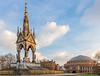 Albert Memorial & Royal Albert Hall (SouthamptonPete) Tags: hdr rah albertmemorial hydepark london royalalberthall alberthall england unitedkingdom gb
