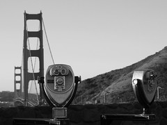 San Francisco 2016 (hunbille) Tags: usa america san francisco sanfrancisco north marin headlands vista point vistapoint marinheadlands morning early golden gate bridge goldengatebridge two