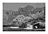 Cala Sant Vincenc, Mallorca (PhotoChampions) Tags: mallorca spanien balearen brandung meer bucht cala vincenc calasantvincenc küste coast felsen rocks blackandwhite