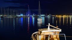 Evening marina (Michal Hajek) Tags: d5500 nikkor czphoto croatia rogoznica 18140 saariysqualitypictures
