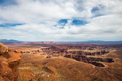 Canyonlands (joshbousel) Tags: canyonlands canyonlandsnationalpark grandviewpoint grandviewpointoverlook grandviewpointtrail islandsinthesky islandsintheskydistrict northamerica travel unitedstates unitedstatesofamerica usa ut utah nationalpark