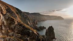 Acantilados (Perurena) Tags: sea stone mar cliffs rocas piedra cantabrico acantilados cariño ortegal