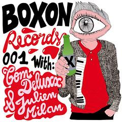Boxon001 Tom Deluxx & Julien Milan - Drama Queen