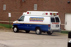 IL - Superior Ambulance Service (Inventorchris) Tags: illinois district superior ambulance il service emergency paramedic protection ems emt department