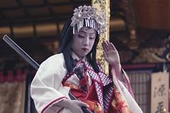 The Kabuki played by boys '12-2 (転倒虫) Tags: boy people japan spring kabuki 日本 shiga springtime nagahama acter 子供 歌舞伎 4月 長浜 滋賀 少年 八幡宮 例大祭 reitaisai 俳優 男優 子供歌舞伎 春祭り harumaturi