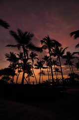 DSC_0490 (tehLEGOman) Tags: sunset hawaii waikiki oahu koolina