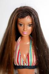 Barbie California Girl 2004 Lea (ArrianeAvenge) Tags: california summer beach 2004 girl doll dolls barbie collection collections lea oriental mattel