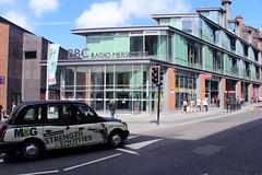 BBC Radio Merseyside (Daniel Maguire) Tags: liverpool radio taxi photograph bbc merseyside the bbcradiomerseyside liverpoolcitycentre liverpoolphotography