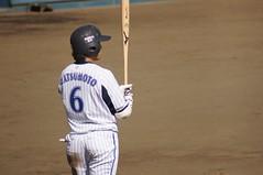DSC05255 (shi.k) Tags: 横浜ベイスターズ 140601 イースタンリーグ 平塚球場 松本啓二朗