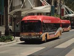 Long Beach Transit (theTransitjournal) Tags: new beach flyer long transit ge40lfa