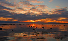 Sunset Barassie Beach Troon (cmax211) Tags: infocus highquality
