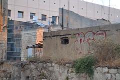 Haifa Streets (65) (Chasing Ghosts LDN / MELB) Tags: streetart photography israel screen warehouse printing ghosttown ghosts haifa shiz chasing keos chased gingie chasingghosts brokenfingaz chasinghosts haifagraff haifagraffiti thewarehousehaifa