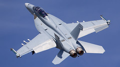 USAF - F-18 Hornet - Royal International Air Tattoo 2014 - RAF Fairford