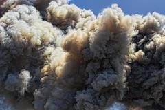 fumo... (sermatimati) Tags: roma nikon forza colori incendio pericolo vento magia paura fascino volute ardeatina sermatimati
