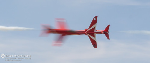 Red Arrows 2014 Display Team