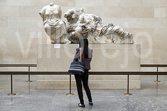 British Museum (Villorejo) Tags: uk greatbritain london history athens parthenon greece visitors britishmuseum sculptures classicalantiquity