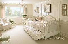 Thiết kế nội thất phòng ngủ tân cổ điển_27