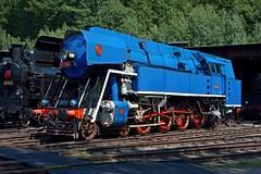 477.043 (robokubo) Tags: old museum train rail nostalgia e u railways lun vintaga rakovnka