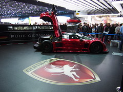 The showroom to Gumpert!