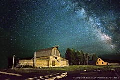 Milky Way Over Moulton Barn, Mormon Row Grand Teton National Park (lhg_11, 2million views. Thank you!) Tags: barn stars nightscape nightshot galaxy astrophotography wyoming nationalparks milkyway grandtetonnationalpark mormonrow 100comments moultonbarn