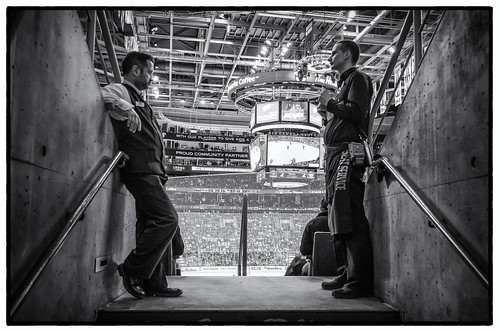 "Break Time at the Leafs Game • <a style=""font-size:0.8em;"" href=""http://www.flickr.com/photos/109748918@N08/14826322123/"" target=""_blank"">View on Flickr</a>"