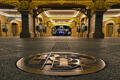 EDRR (KEBSD) Tags: street railroad usa paris night euro disneyland main disney nighttime