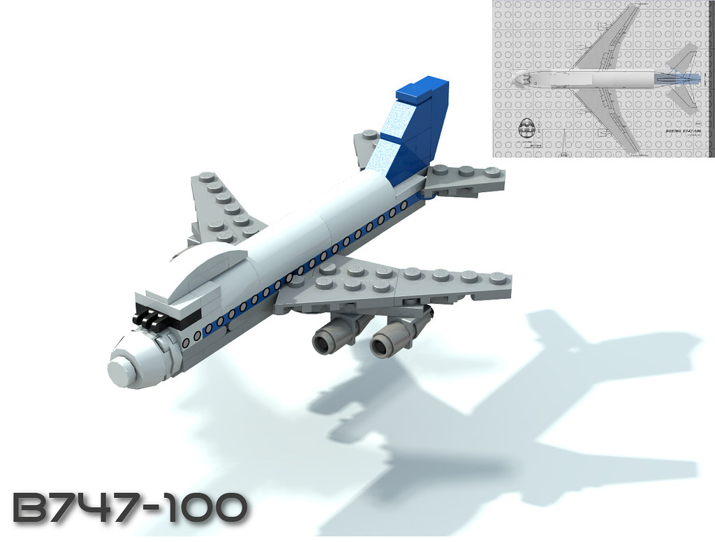 Big Bud 747 >> The World's most recently posted photos of 747 and lego ...
