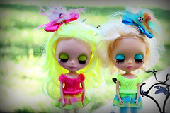 Blythe A Day ~ August 2014 ~ Day 26:  TOYS