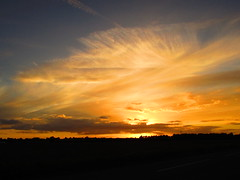 Evening Sun and Clouds (Gary Chatterton 3 million Views Thank You All) Tags: sunset sun sunlight sunshine clouds evening flickr exploreinterestingness exploreinteresting