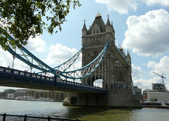 Tower Bridge (Judy **) Tags: bridge london thames towerbridge brug londen 2014 theems 114pictures