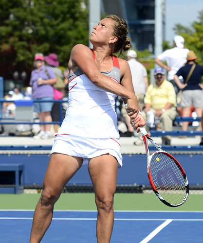 Barbora Zahlavova Strycova - 2014 US Open (Tennis) - Tournament - Barbora Zahlavova Strycova