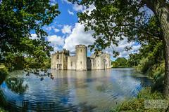 Bodiam Castle (Peter McClintock) Tags: uk england landscape photography unitedkingdom bodiam bodiamcastle a6000