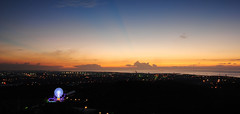 (jen-kai) Tags: life travel light sky sun night nikon taiwan sigma     2014   d3000