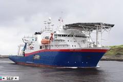 SURF RANGER ABERDEEN HARBOUR 2014 (seifracing) Tags: sea haven aberdeen pilot