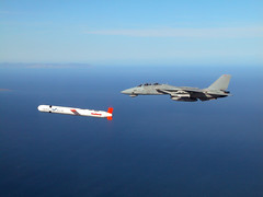 021110-N-0000X-001 (navalsafetycenter) Tags: test weapon missile tomahawk tomcatf14 blockiv