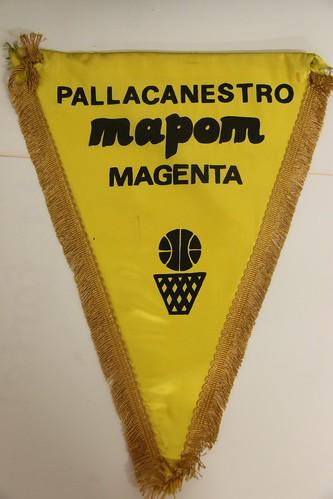 MAPON Pallacanestro Magenta