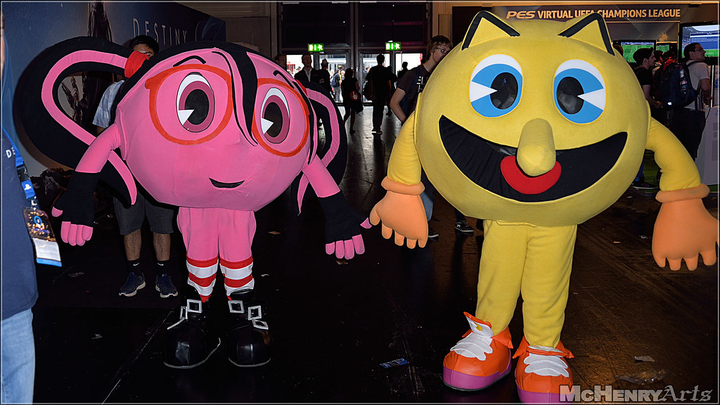 The World's Best Photos of fair and pacman - Flickr Hive Mind