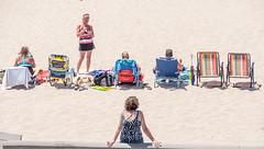 At the beach (Snap Man) Tags: california beach onthebeach unitedstates southbay hermosabeach losangelescounty byrobin nikond90 seaspritemotel
