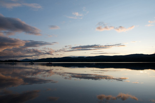 Loch Insh sunset 1 ©  Still ePsiLoN